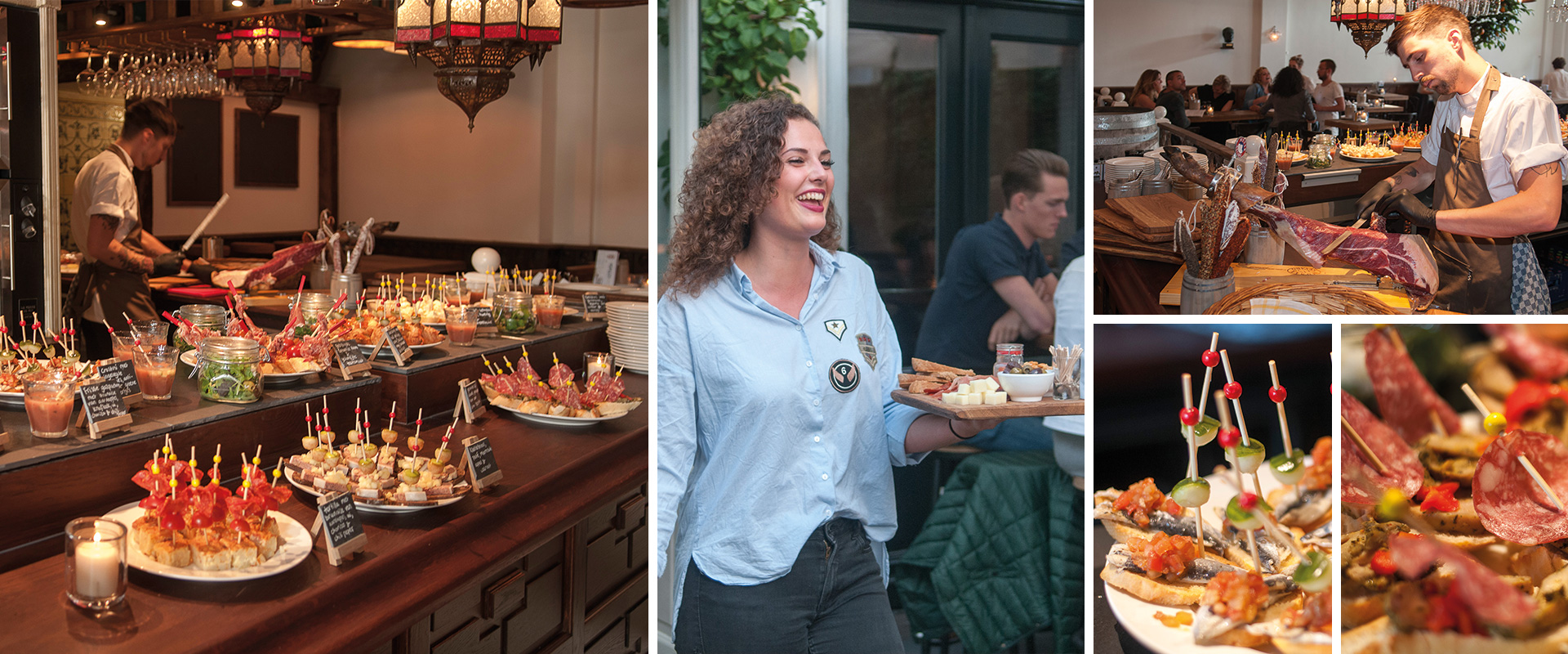 El Patio Breda - Spaanse pinchos en heerlijke wijnen en Spaanse bieren
