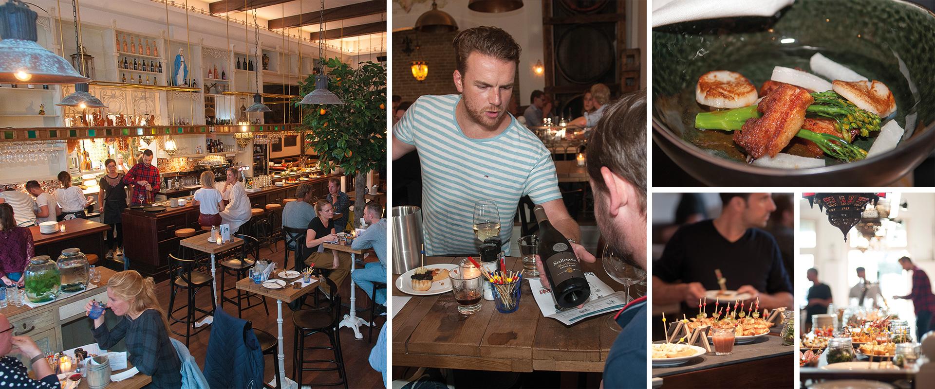 El Patio in Breda - genieten van Spaanse gerechtjes en wijnen