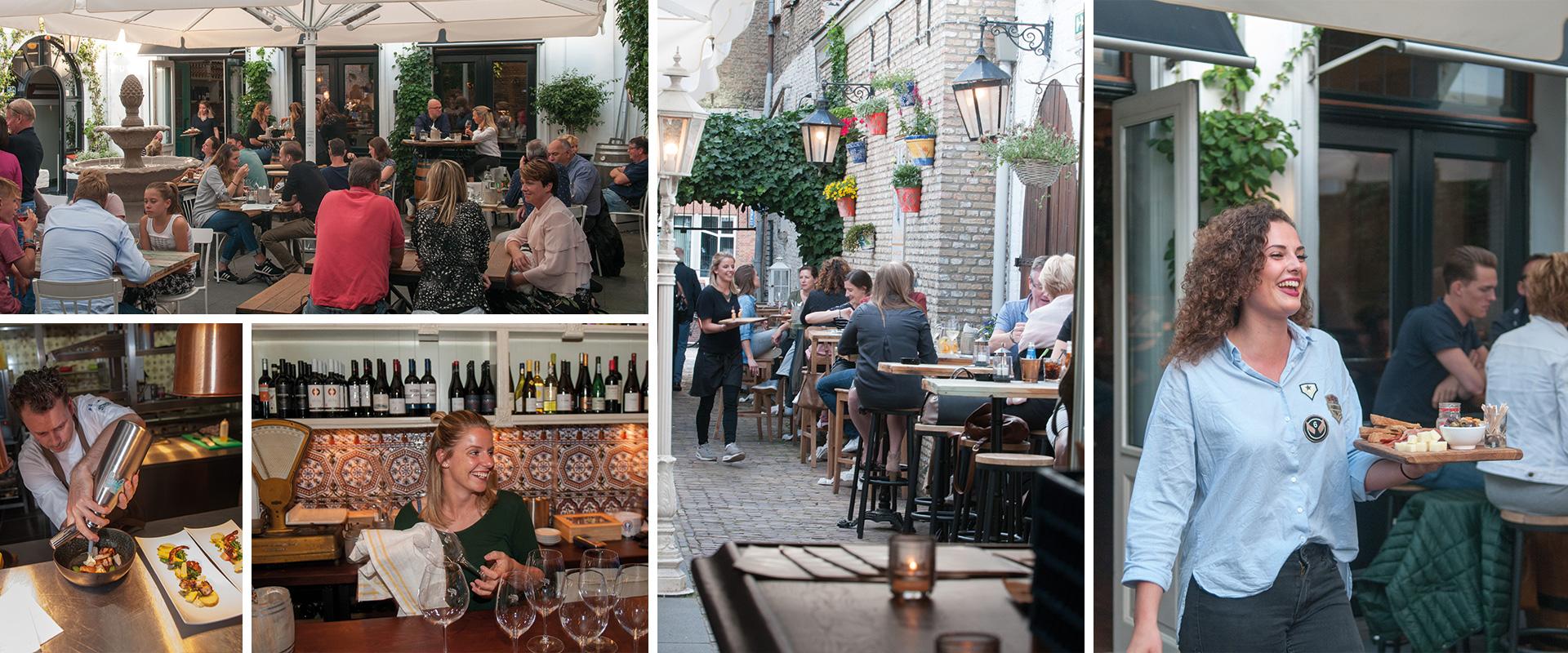 El Patio Breda - Pintxos y Vinos