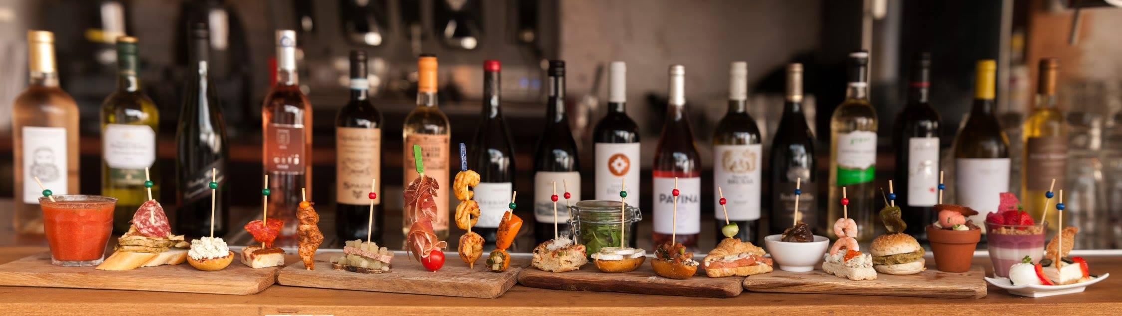 Proeverijen Spaanse gerechtjes en wijnen - El Patio Breda