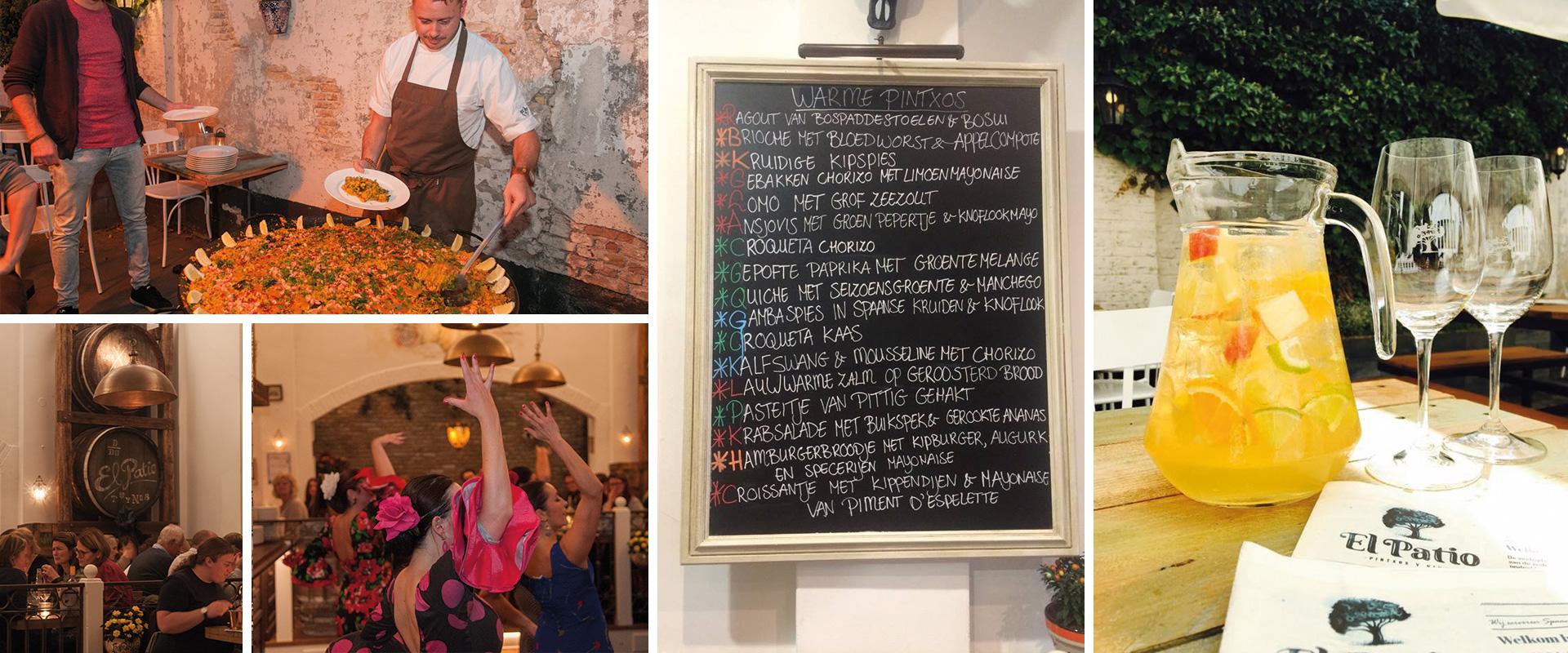 Sfeerbeelden El Patio Breda - Restaurant met Spaanse invloeden