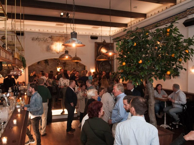 Trouwfeest in Breda