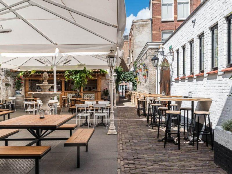 trouwfeest locatie Breda