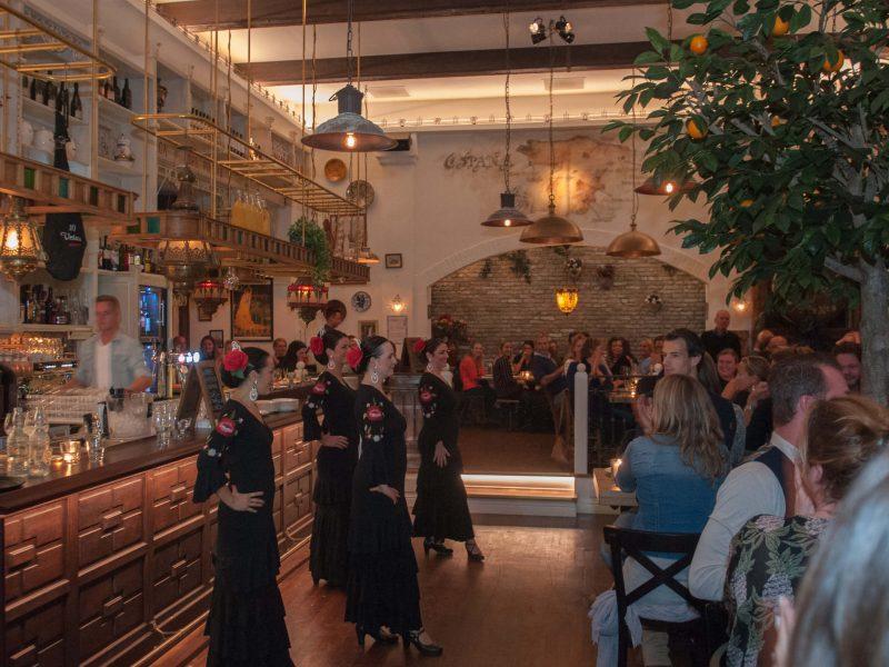 trouwfeest locatie Breda flamenco