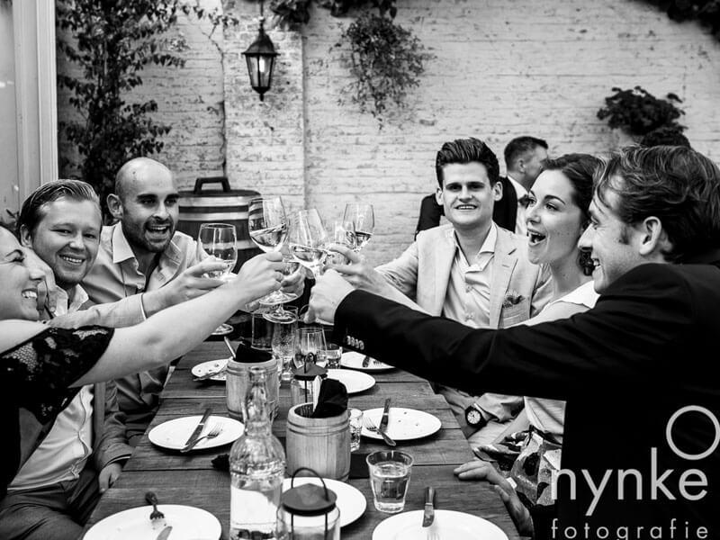 Huwelijksfeest in Breda- locatie El Patio